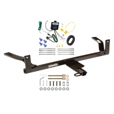 Trailer Tow Hitch For 88-02 Lincoln Continental w/ Wiring Kit