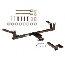 Trailer Tow Hitch For 86-03 Ford Taurus Sable Continental Receiver w/ Draw Bar Kit