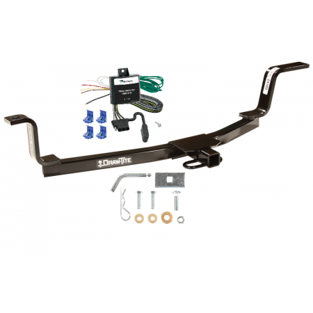 01-06 Hyundai Elantra Trailer Tow Hitch w/ Wiring Kit