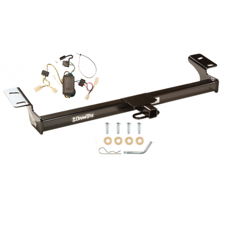 Trailer Tow Hitch For 01-05 Toyota RAV4 Trailer Tow Hitch w/ Wiring Kit