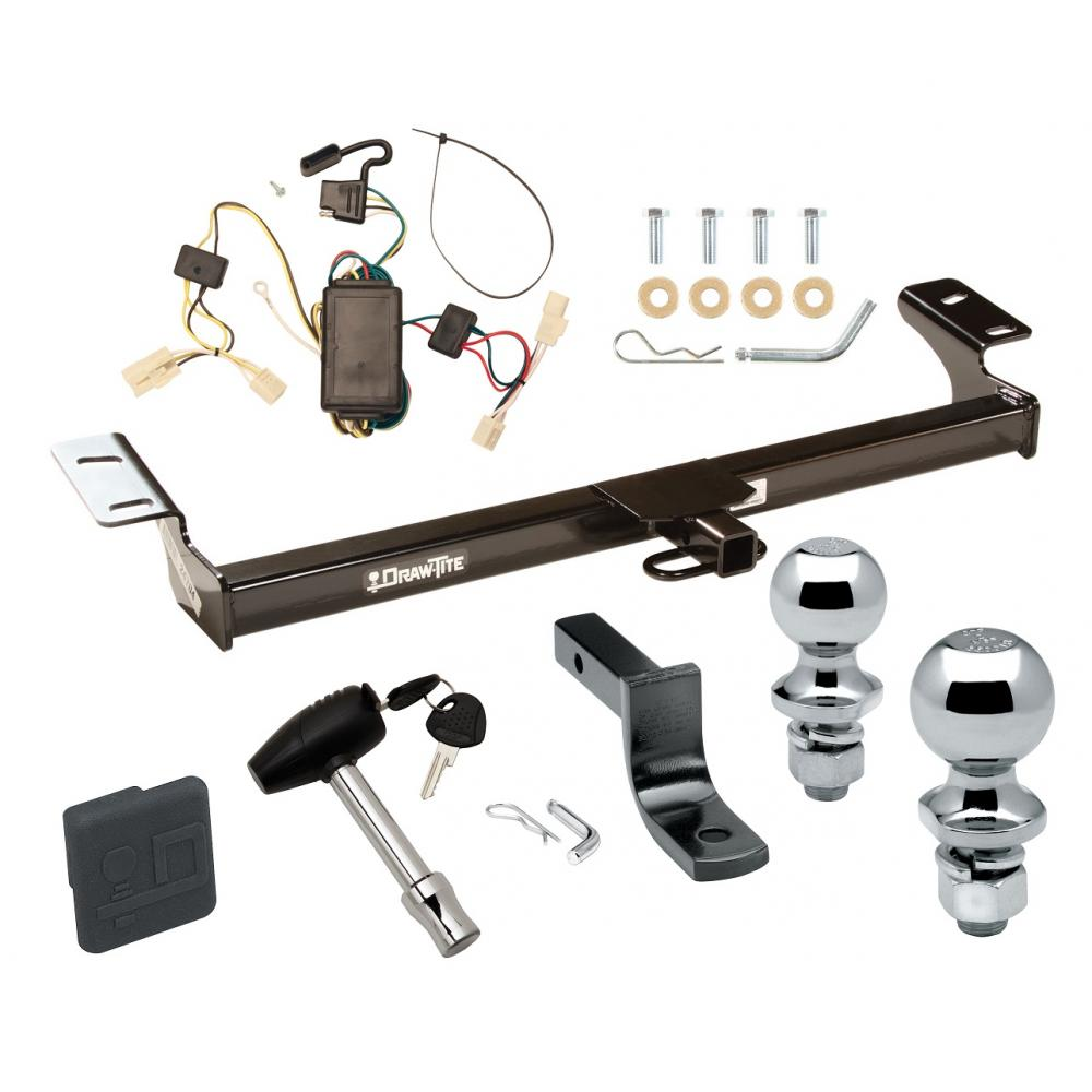 Trailer Tow Hitch For 01