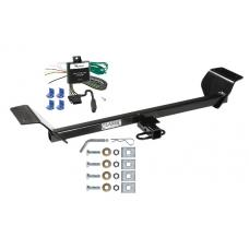 Trailer Tow Hitch For 01-06 Chrysler Sebring Trailer Hitch Tow Receiver w/ Wiring Harness Kit