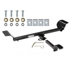 Trailer Tow Hitch For 01-06 Chrysler Sebring Convertible Trailer Hitch Tow Receiver + Draw-Bar + Pin/Clip