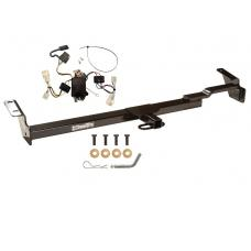 Trailer Tow Hitch For 02-04 Toyota Camry Trailer Hitch Tow Receiver w/ Wiring Harness Kit