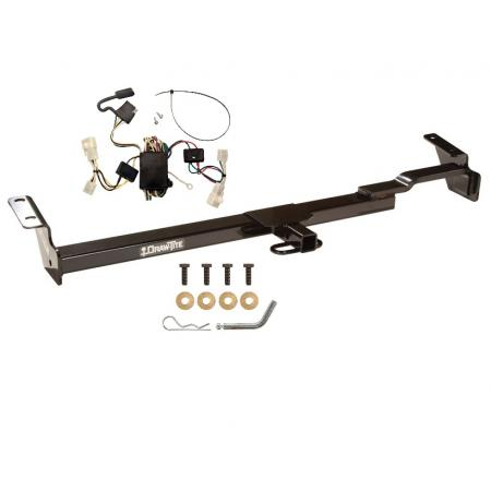 02-04 Toyota Camry Trailer Hitch Tow Receiver w/ Wiring Harness Kit