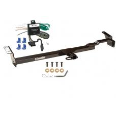 Trailer Tow Hitch For 99-03 Toyota Solara Receiver w/ Wiring Harness Kit