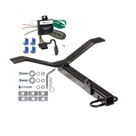 02-06 Acura RSX Honda Civic Si Trailer Hitch Tow Receiver w/ Wiring Harness Kit
