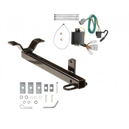 07-11 Honda Element Trailer Hitch Tow Receiver w/ Wiring Harness Kit