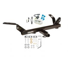 Trailer Tow Hitch For 95-05 Chevy Cavalier Pontiac Sunfire Trailer Tow Hitch w/ Wiring Kit