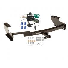Trailer Tow Hitch For03-07 Saturn Ion Trailer Hitch Tow Receiver w/ Wiring Harness Kit