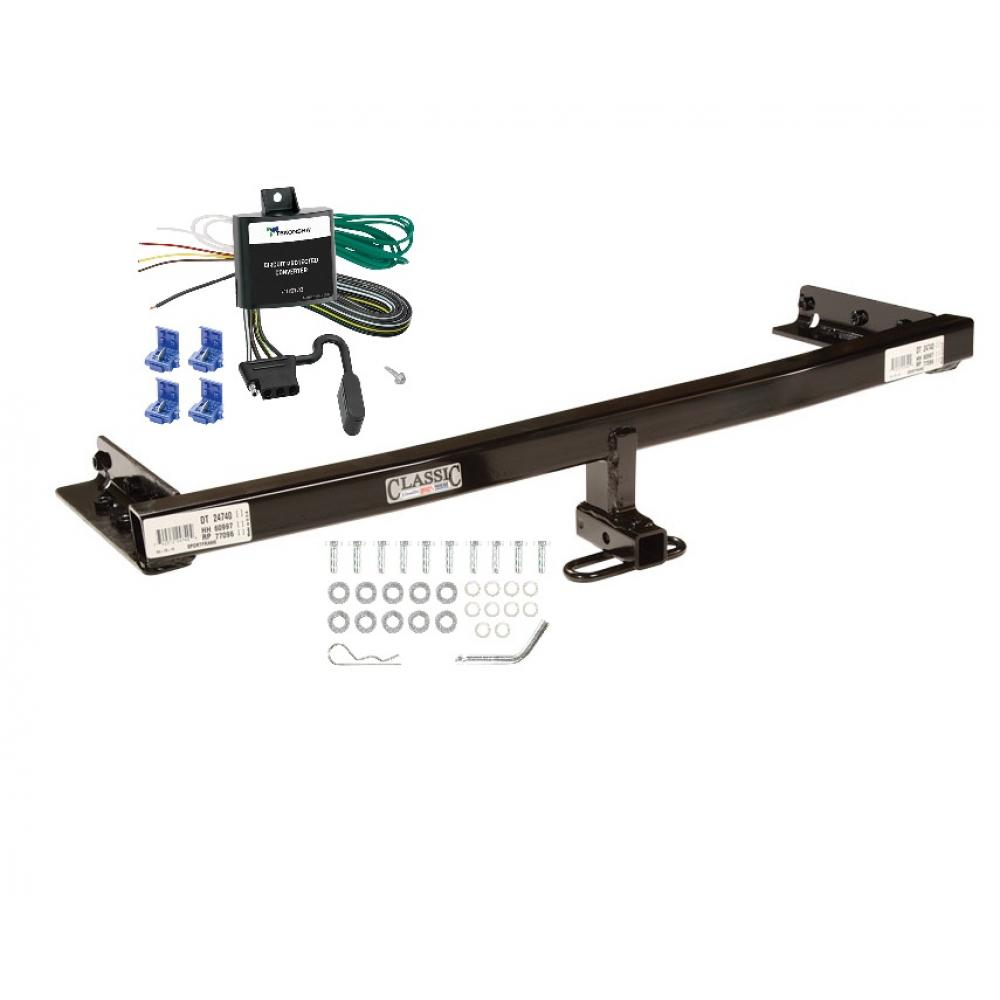 Trailer Hitch Wiring Kit Fits 05 Mount Manual Guide