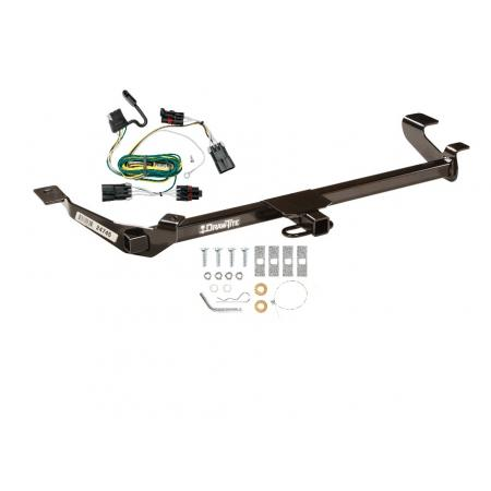 Trailer Tow Hitch For 05-10 Chevy Cobalt 05-06 Pontiac Pursuit 07-09 G5 Trailer Tow Hitch w/ Wiring Kit
