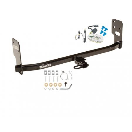 05-09 Ford Mustang Trailer Hitch Tow Receiver w/ Wiring Harness Kit