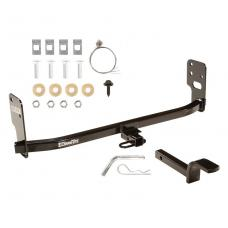 "Trailer Tow Hitch For 05-09 Ford Mustang 1-1/4"" Receiver Class w/ Draw Bar Kit"