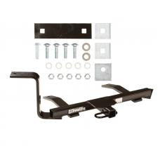 "Trailer Tow Hitch For 99-09 VW Volkswagen Jetta Sedan City 1-1/4"" Receiver Class 1"