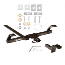 "Trailer Tow Hitch For 00-06 Nissan Sentra 1-1/4"" Towing Receiver w/ Draw Bar Kit"