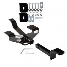 "Trailer Tow Hitch For 06-12 Mitsubishi Eclipse  1-1/4"" Receiver w/ Draw Bar Kit"
