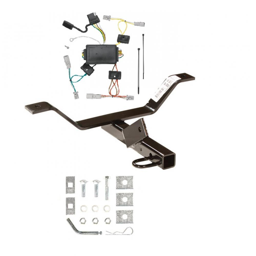 Trailer Tow Hitch For 04-08 Acura TL Trailer Hitch Tow