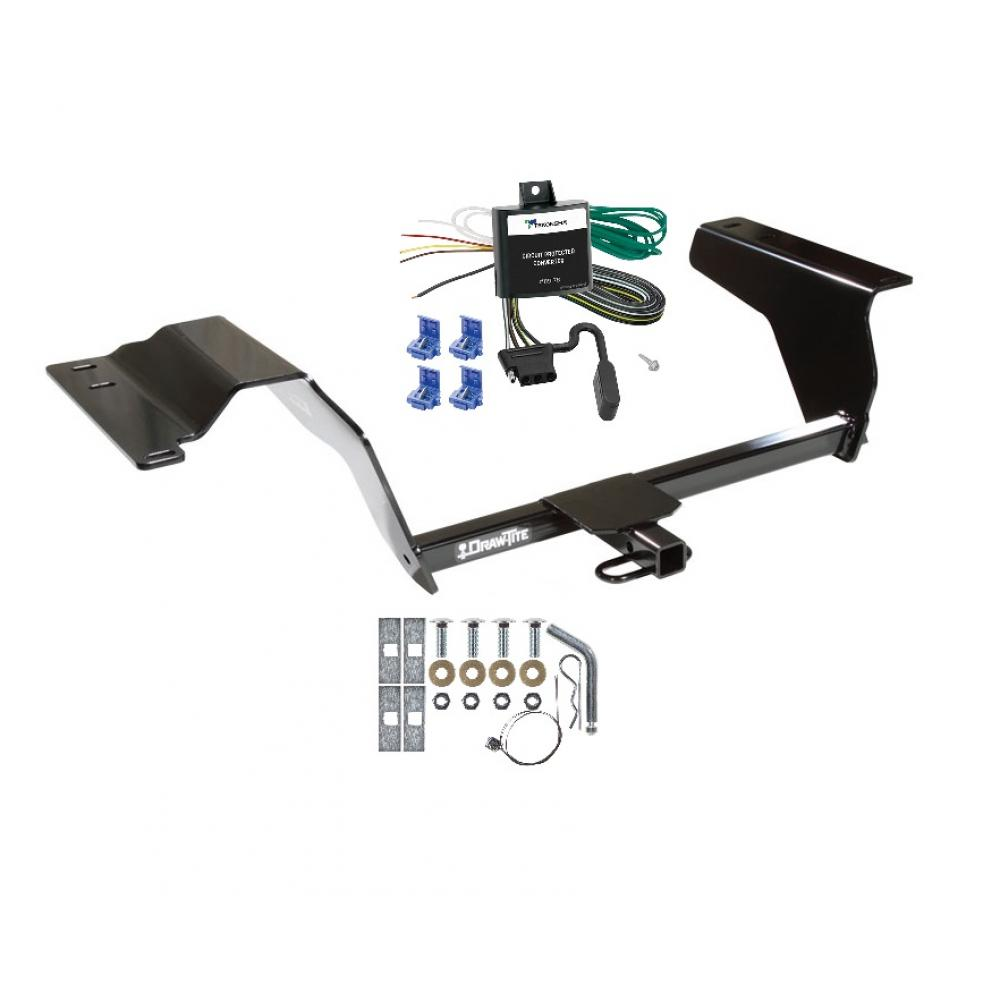04-07 saturn ion trailer hitch tow receiver w/ wiring harness kit radio wiring harness for 2001 saturn #13