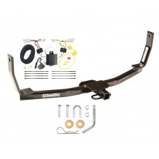 Trailer Tow Hitch For 2010 Hyundai Sonata Trailer Hitch Tow Receiver w/ Wiring Harness Kit
