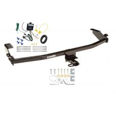 Trailer Tow Hitch For 05-09 Chrysler PT Cruiser Convertible Trailer Tow Hitch w/ Wiring Kit