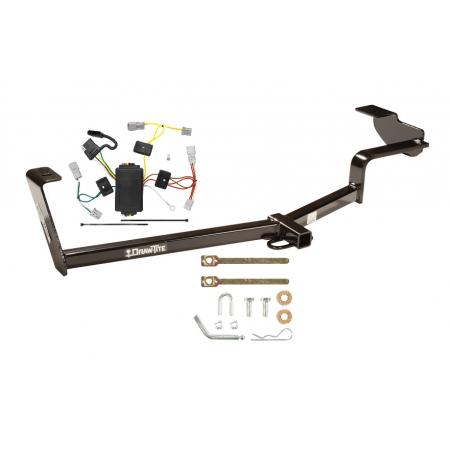 06-15 Honda Civic Trailer Hitch Tow Receiver w/ Wiring Harness Kit