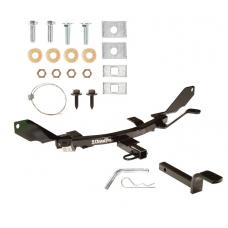 Trailer Tow Hitch For 03-09 Mazda 6 Fusion MKZ Zephyr Receiver w/ Draw Bar Kit