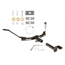 """Trailer Tow Hitch For 03-07 Honda Accord 1-1/4"""" Receiver w/ Draw Bar Kit"""