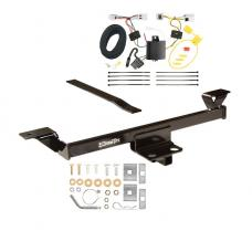 Trailer Tow Hitch For 04-08 Nissan Maxima Tow Receiver w/ Wiring Harness Kit