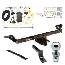 """Trailer Tow Hitch For 04-08 Nissan Maxima Complete Package w/ Wiring Draw Bar and 2"""" Ball"""