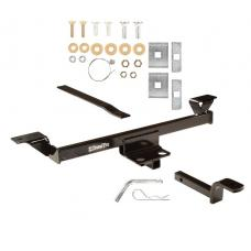 Trailer Tow Hitch For 02-06 Nissan Altima 04-08 Nissan Maxima Tow Receiver w/ Draw Bar Kit