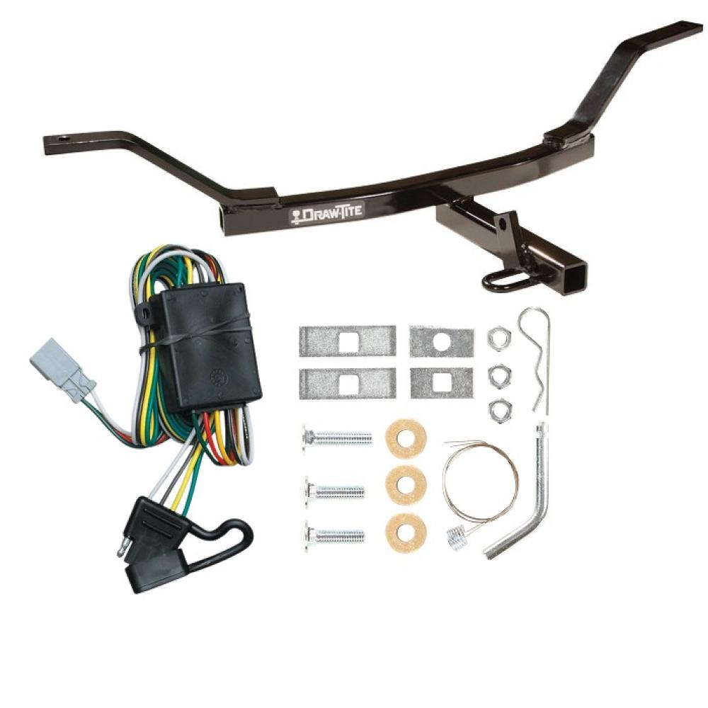 Honda cr v trailer hitch tow receiver w wiring