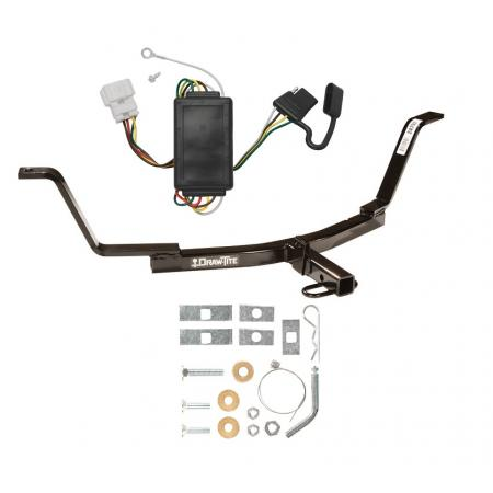 07-11 Honda CR-V Trailer Hitch Tow Receiver w/ Wiring Harness Kit