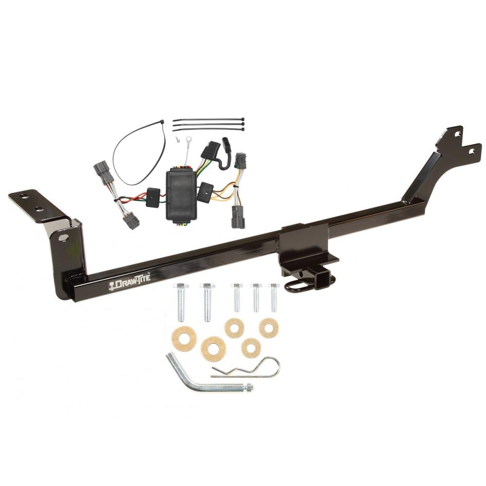 Awesome Trailer Hitch For 07 10 Kia Rondo 11 12 Canada Only Tow Receiver W Wiring 101 Relewellnesstrialsorg