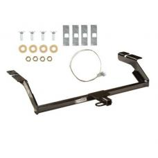 "Trailer Tow Hitch For 08-13 Nissan Altima Coupe 1-1/4"" Towing Receiver"