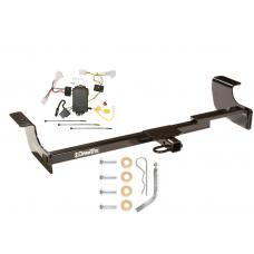 Trailer Tow Hitch For 04-09 Toyota Prius Trailer Hitch Tow Receiver w/ Wiring Harness Kit