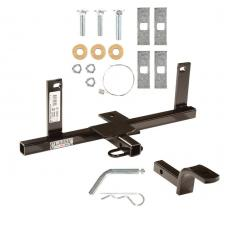 """Trailer Tow Hitch For 06-11 Chevy Aveo 1-1/4"""" Towing Receiver w/ Draw Bar Kit"""