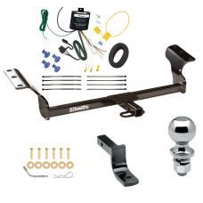 """Trailer Tow Hitch For 2014 Toyota Matrix Canada Only Complete Package w/ Wiring Draw Bar and 2"""" Ball"""