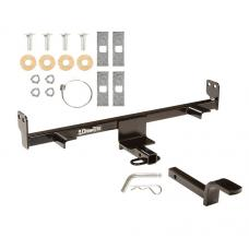 "Trailer Tow Hitch For 04-09 Mazda 3 1-1/4"" Towing Receiver Class 1 w/ Draw Bar Kit"