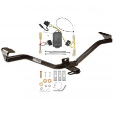 Trailer Tow Hitch For 07-11 Suzuki SX4 Crossover Trailer Hitch Tow Receiver w/ Wiring Harness Kit