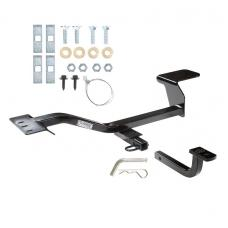 Trailer Tow Hitch For 07-13 VW Volkswagen Eos Receiver w/ Draw Bar Kit