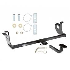 Trailer Tow Hitch For 06-09 VW GTI Rabbit 10-14 Golf Receiver w/ Draw Bar Kit