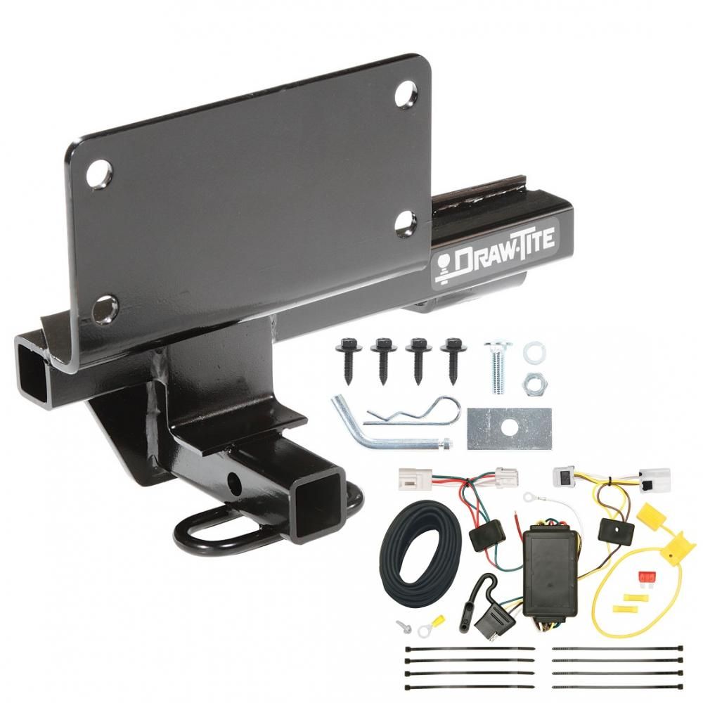 Trailer Tow Hitch For 07-08 Infiniti G35 09-13 G37 Trailer ... on