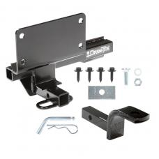 "Trailer Tow Hitch For 07-08 Infiniti G35 09-13 G37 1-1/4"" Receiver w/ Draw Bar Kit"