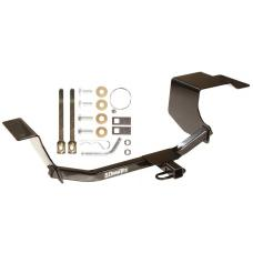 """Trailer Tow Hitch For 11-18 Ford Fiesta Hatchback 1-1/4"""" Towing Receiver Class 1"""