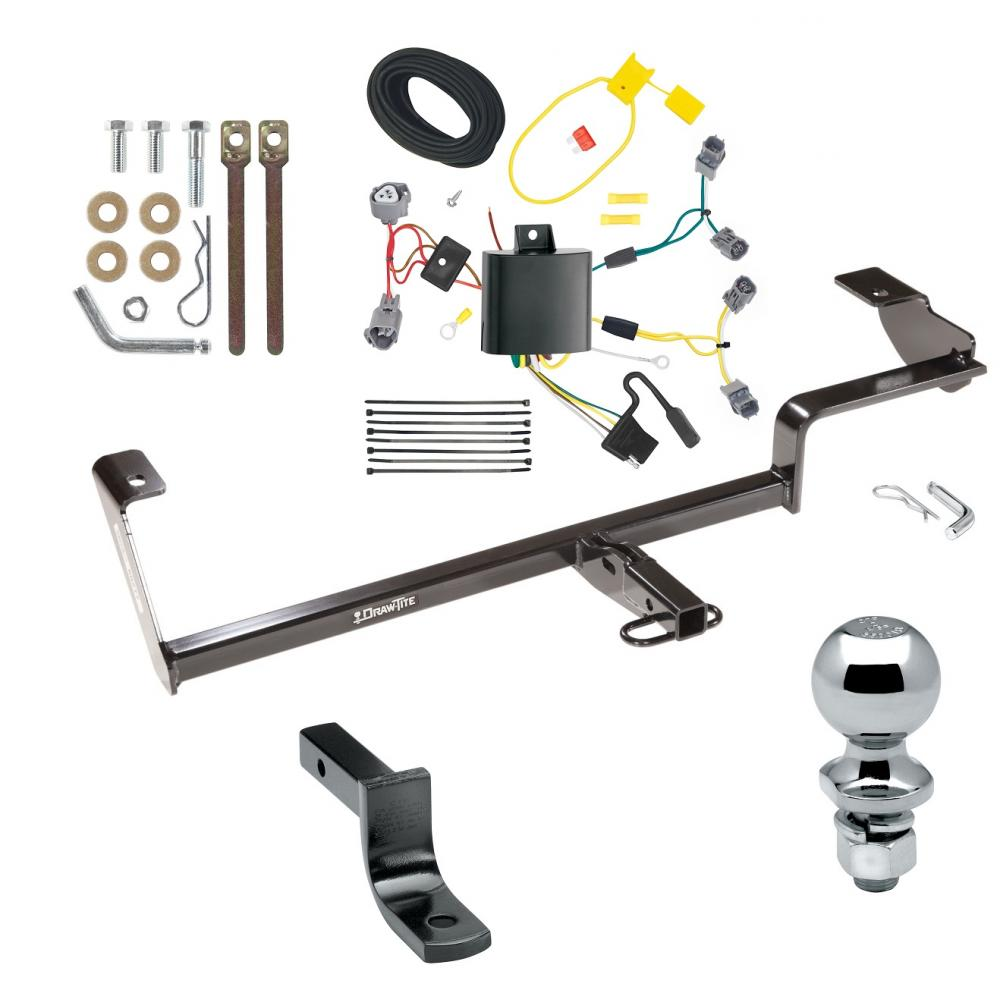 Trailer Tow Hitch For 13-20 Acura ILX Except Hybrid