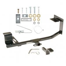 Trailer Tow Hitch For 05-14 VW Volkswagen Jetta Golf Receiver w/ Draw Bar Kit