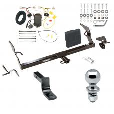 """Trailer Tow Hitch For 11-12 Toyota Avalon Complete Package w/ Wiring Draw Bar and 2"""" Ball"""