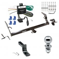 """Trailer Tow Hitch For 05-10 Toyota Avalon Complete Package w/ Wiring Draw Bar and 2"""" Ball"""