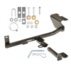 """Trailer Tow Hitch For 12-17 Mazda 5 All Styles 1-1/4"""" Receiver w/ Draw Bar Kit"""